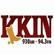 KKIN AM-FM Radio
